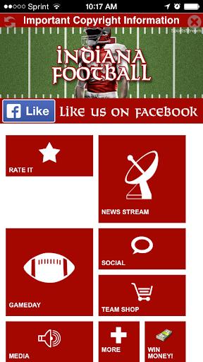 Indiana Football STREAM+