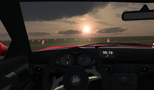 Slalom Racing Simulator 3D - screenshot thumbnail