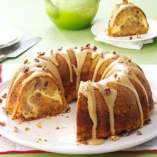 William Tell's Never-Miss Apple Cake.
