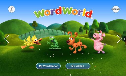 WordWorld Fun with WordFriends