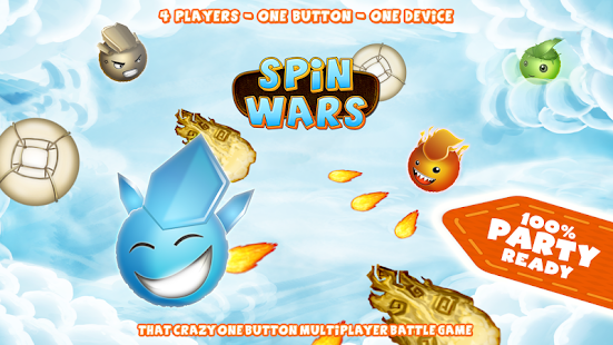 SPiN WARS- screenshot thumbnail