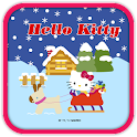 Hello Kitty HappySanta Theme icon