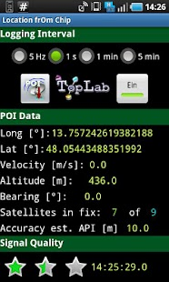 Location frOm Chip - LOC LITE- screenshot thumbnail