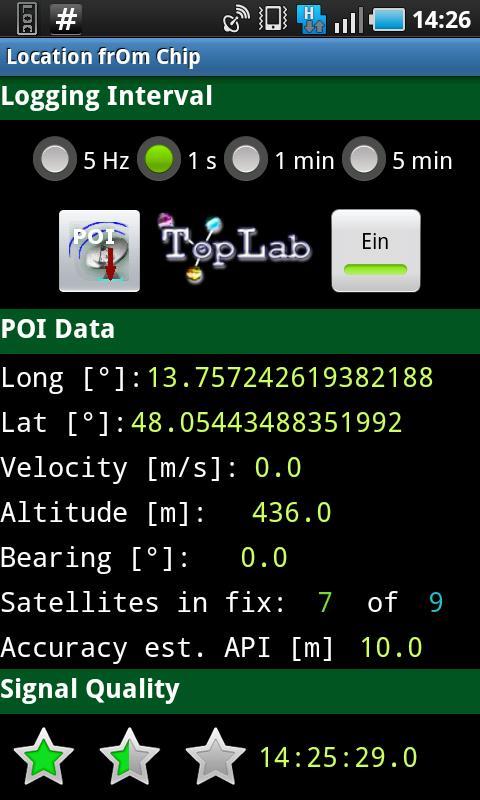 Location frOm Chip - LOC LITE- screenshot