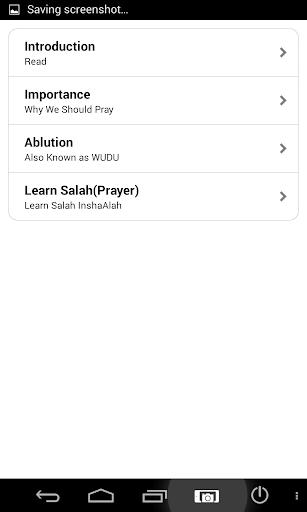 Learn Salah Prayer