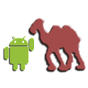 OCaml Toplevel for Android logo