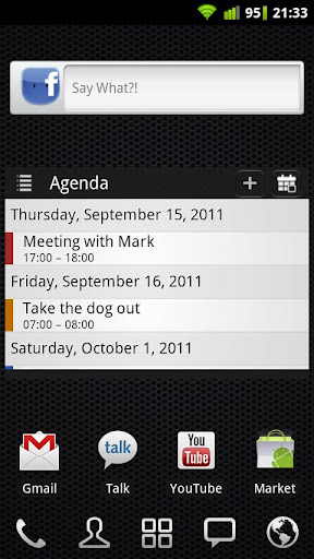 Android Pro Widgets screenshot 5
