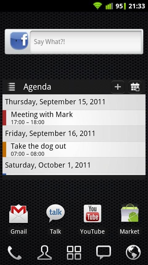 APW Widgets- screenshot