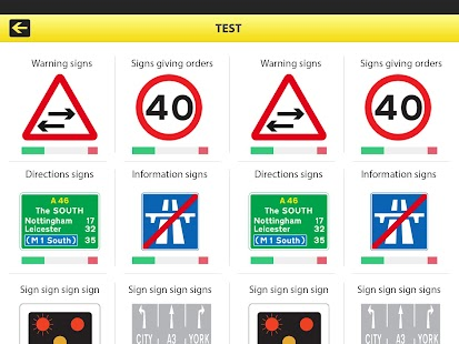 Road Traffic Signs UK- screenshot thumbnail
