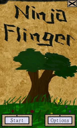 Ninja Flinger