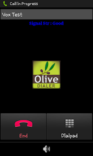 Olive- screenshot thumbnail