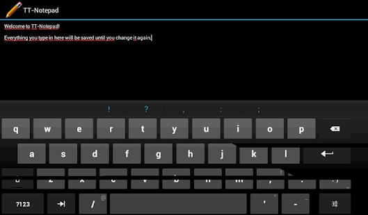 TT-Notepad