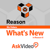 What's New in Reason 8
