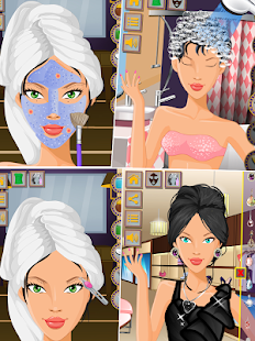 Party Makeover Application