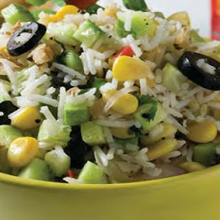 Rice and Corn Salad