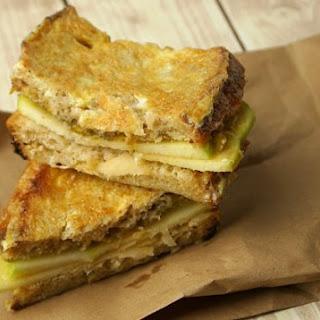 Vegetarian Monte Cristo Sandwich.