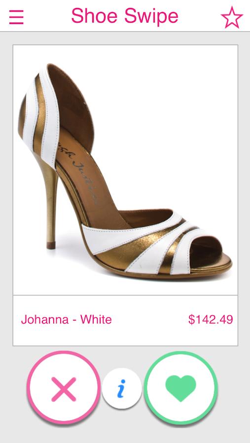 Shoe Swipe - screenshot
