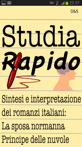 Studia rapido: narrativa