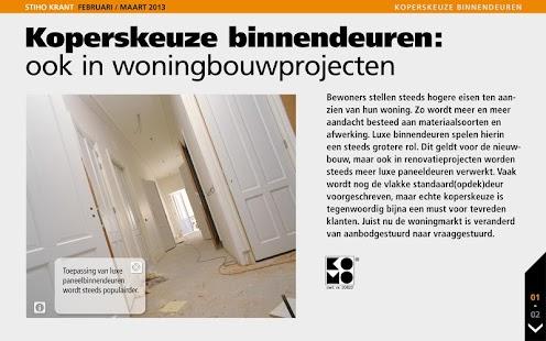 Stiho krant- screenshot thumbnail