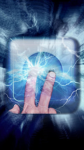Fake Electric Screen Socket