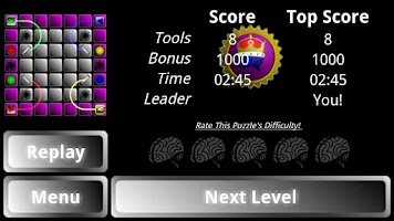 Screenshot of Prism Light