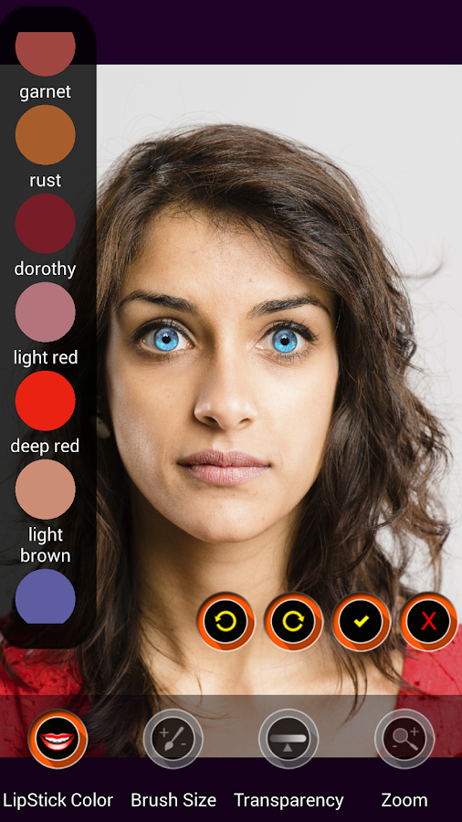 Photo Face Makeup Android Apps On Google Play - Hair colour editor download