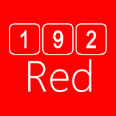 192C Red Icon Pack