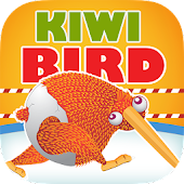 Fun Kiwi Run Skill Game
