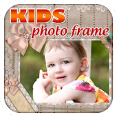 KIDS PHOTO FRAME - BABY CAMERA