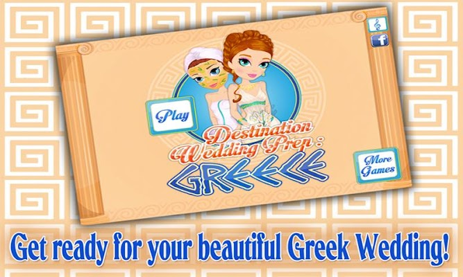 Wedding Prep Greece Spa Salon - screenshot