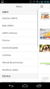AMPA IPSE APP- screenshot thumbnail