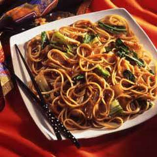 Savory Lo Mein.