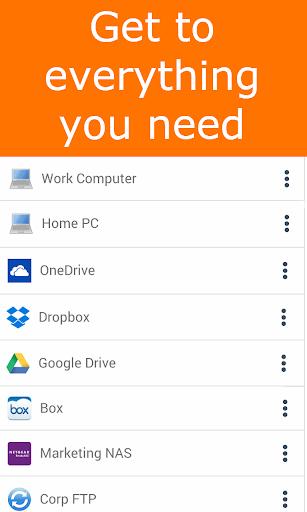 Qnext -Share Access Stream