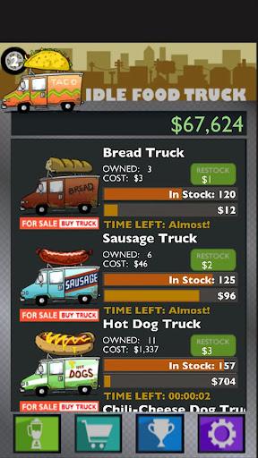 Idle Food Truck