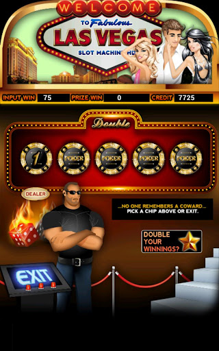 Las Vegas Slot Machine HD Screen Capture 2