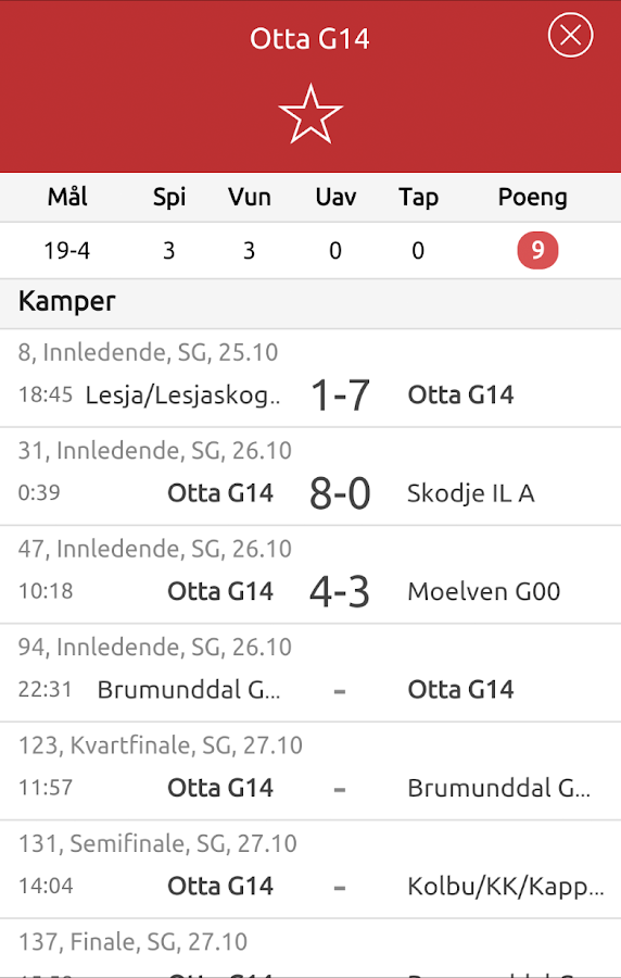 OttaCup- screenshot