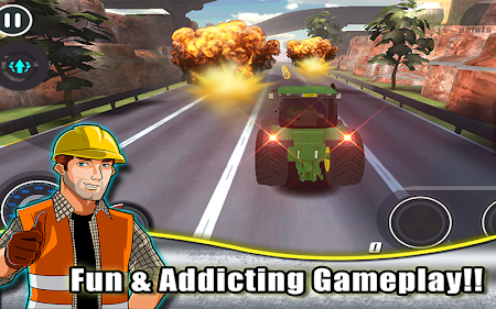 Big Truck Driving 3D Free Game 1.9 screenshot 96127