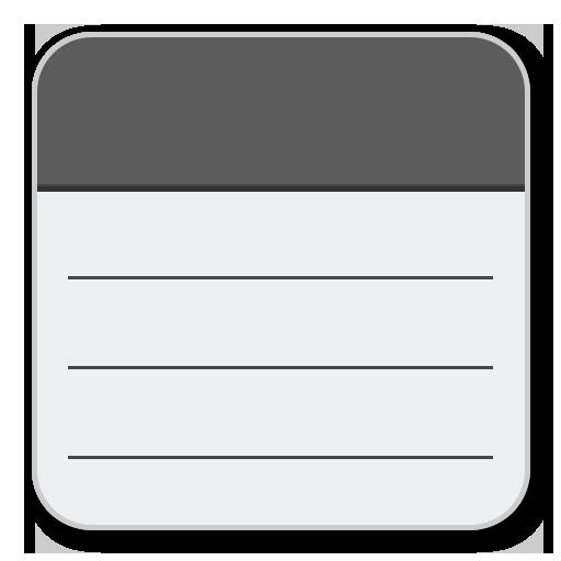 dNote: Simple Note Taking 生產應用 App LOGO-APP試玩