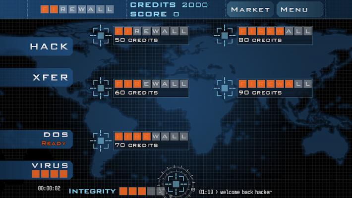 Hacker Challenges - screenshot