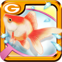 Gold Fish Scoop Mania logo