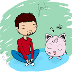 Josh and Jigglypuff