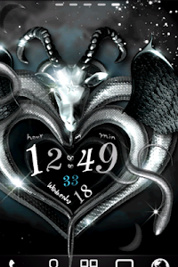 Baphomet Live Wallpaper screenshot 2