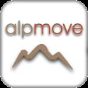Alpmove logo