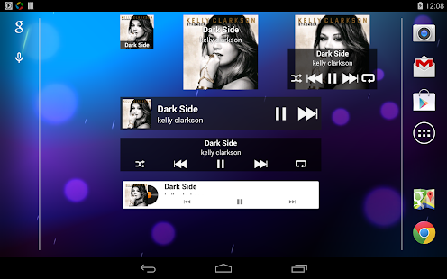 Ultra Music Player - screenshot thumbnail