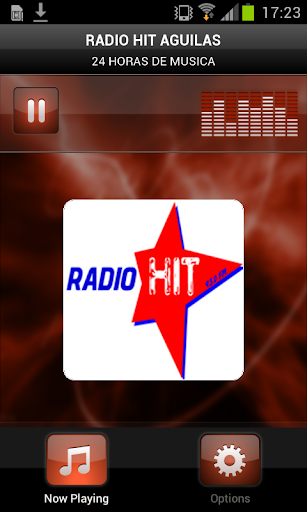 RADIO HIT AGUILAS