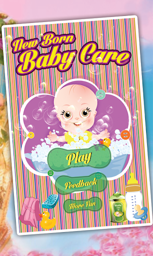 無料角色扮演Appのママと新生児ケア 記事Game