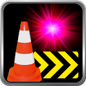 Emergency Road Flare PRO icon