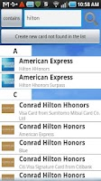 Screenshot of Travel Cards Free Edition