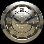 Clock Widget Iridium