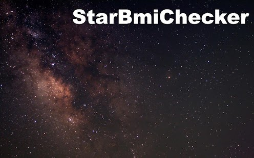 StarBmiChecker - screenshot thumbnail